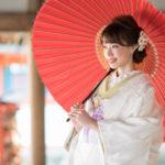 京都に似合う和装花嫁!どれを着る?